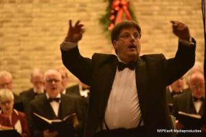 Dirigent Bert Kruis