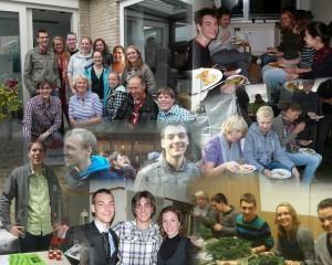 Collage samen voor elkaar 18+