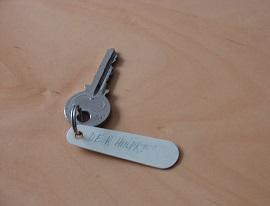 sleuteltje